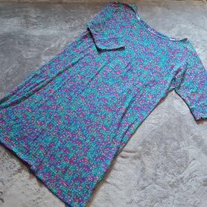Lilly Pulitzer women's size L cotton floral dress